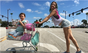 Link to event The Florida Project (PG12) – Maanantaileffa