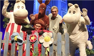 Link to event CANCELLED! Moomins Concert – Benny Törnroos & Haffsorkestern