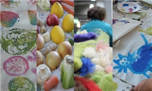 Link to event CANCELLED - Soft, round, Easter – Gallery Workshop Wednesdays