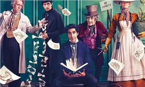 Link to event The Personal History of David Copperfield (12+)